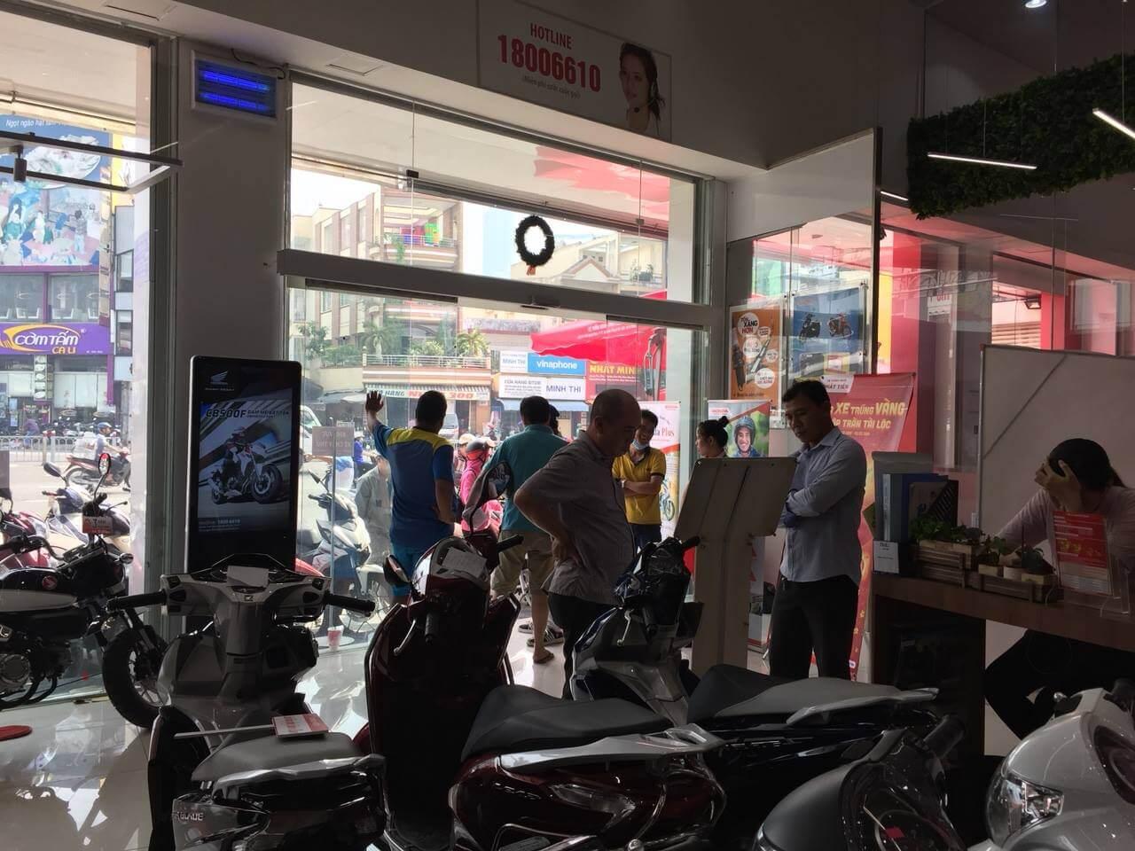 MHQC dung Honda Phat Tien 2